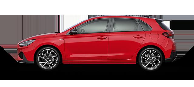 Nová i30 hatchback N Line