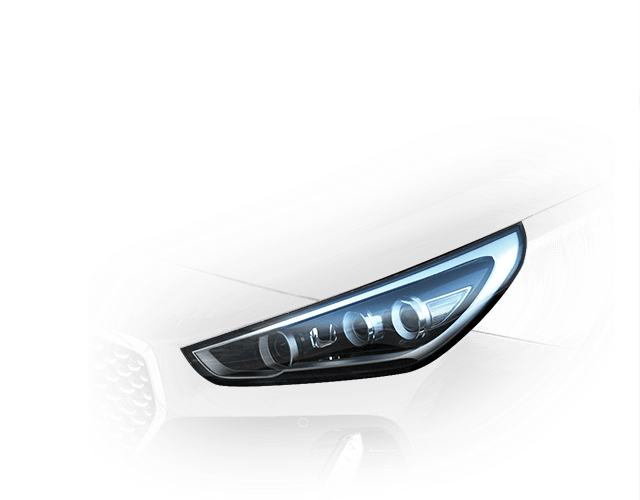 Bi-LED<br />headlamps